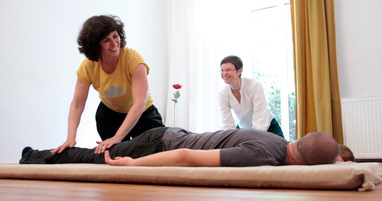 partner massage kurs neukoelln